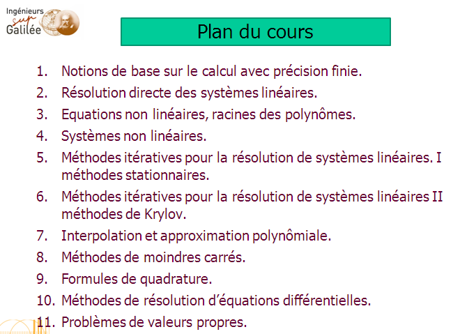 tp methode numerique matlab pdf